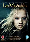 Les Mis�rables (DVD + Digital Copy + UV Copy) [2012] only £9.99 on Amazon