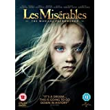 Les Mis�rables (DVD + Digital Copy + UV Copy) [2012]by Hugh Jackman