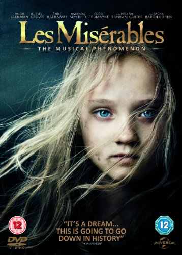 Les Misérables (DVD + Digital Copy + UV Copy) [2012]