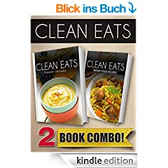 Freezer Recipes and Indian Food Recipes: 2 Book Combo (Clean Eats) (English Edition)