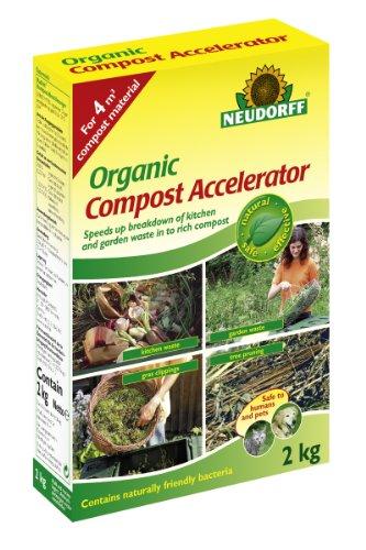Neudorff 2Kg Organic Compost Accelerator