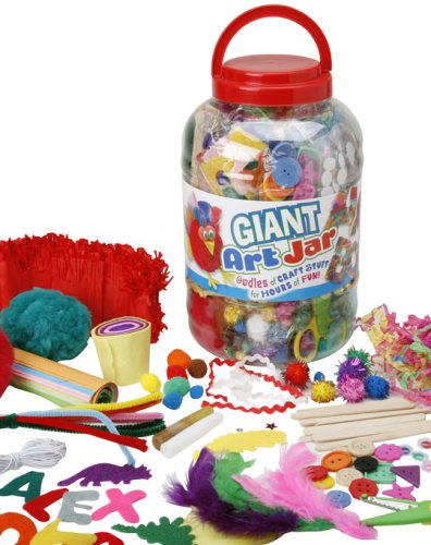Alex Toys Giant Art Jar