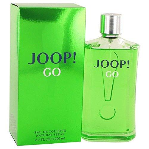 Joop Go by Joop! Eau De Toilette Spray 6.7 oz for Men - 100% Authentic by Joop!