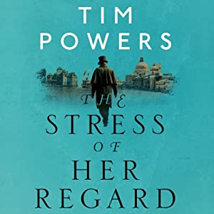 The Stress of Her Regard Audiobook