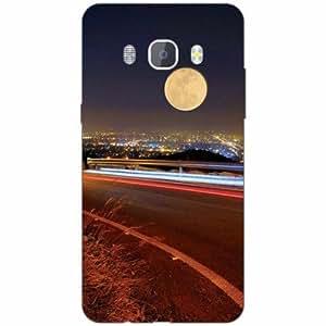 Printland Designer Back Cover for Samsung J5 new edition 2016 Case Cover