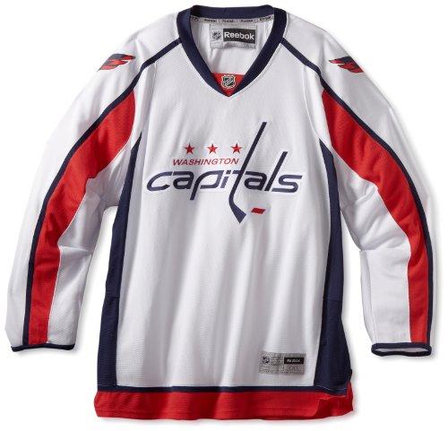 NHL Men's Washington Capitals Reebok Edge Premier