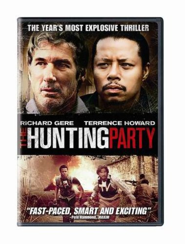 Hunting Party, The / Охота Ханта (2007)