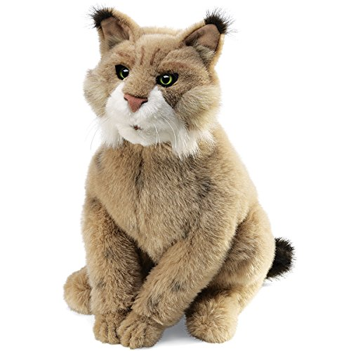 Folkmanis Bobcat Hand Puppet