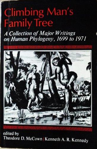 Climbing Man's Family Tree by T.D. McCown (1972-08-01)