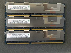 24GB (3X8GB) DDR3 PC3-10600 1333 MHz Hynix Memory for HP PROLIANT