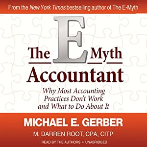 The E-Myth Accountant Audiobook