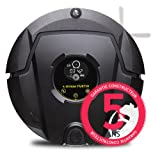 E.Zicom e.ziclean Furtiv Staubsauger-Roboter