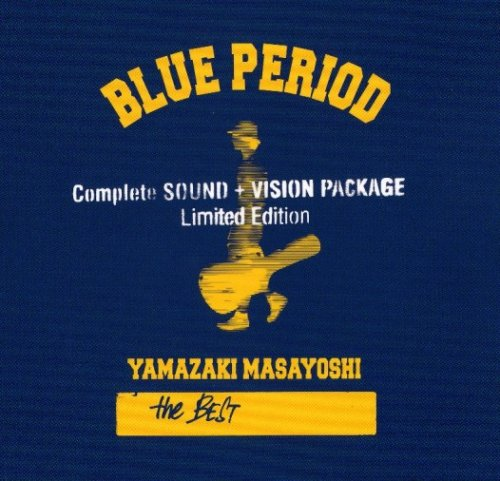 BLUE PERIOD-Complete SOUND+VISION PACKAGE~Limited Edition(DVD付)