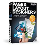 Software - MAGIX Page & Layout Designer 9