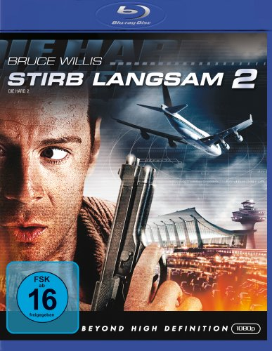 Stirb langsam 2 [Blu-ray]