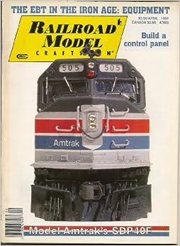 Buy Railroad model craftsman magazine download ~ Bistrain