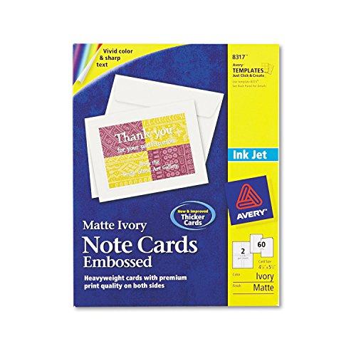 card note paper term