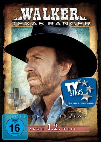 Walker Texas Rangers - Season 1.2 (3 DVDs)