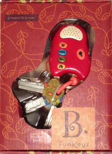 B.funkeys Tomato Electronic toy Fun Keys - 1