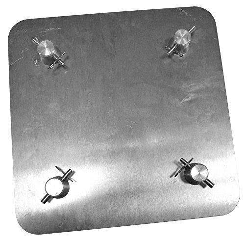 Global Truss 12 x 12 Aluminum Base Plate by Global Truss