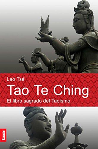 Portada del libro Tao Te Ching, el libro sagrado del taoismo de Lao Tsé