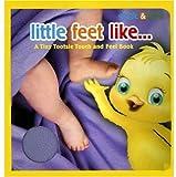 Little Feet Like... (Giggle and Grow) (Giggle  &  Grow)