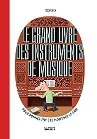 """Résultat de recherche d'images pour """"le grand livre des instruments de musique"""""""