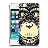 Head Case Designs チンパンジー アズテックアニマル3 ハードバックケース Apple iPhone 5 / 5s