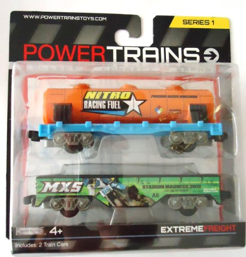 Power Trains 2 Pack - Extreme Freight - 1
