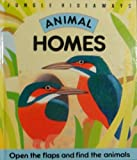 Jungle Hideaways:home (0843123427) by Wood, A. J.