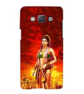 ifasho Designer Phone Back Case Cover Samsung Galaxy A7 (2015) :: Samsung Galaxy A7 Duos (2015) :: Samsung Galaxy A7 A700F A700Fd A700K/A700S/A700L A7000 A7009 A700H A700Yd ( Aries Zodiac Luck )