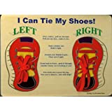I Can Tie My Shoes Board