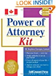 Power Of Attorney Kit (with CD-ROM)