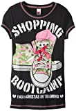 Beautees Big Girls Sneaker Shopping Boot Camp Screen