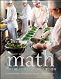 img - for Math for the Professional Kitchen book / textbook / text book