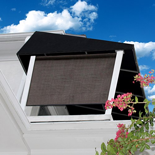 radiance 2310014 exterior solar shade with 85 uv ray protection 6 foot wide by 6 foot long