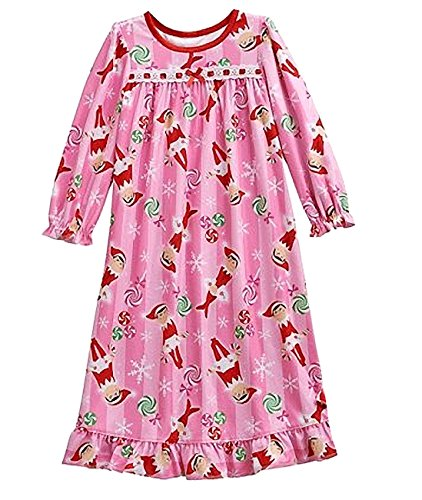 "Little Girls ""The Elf on the Shelf"" Gown"" - (Size - 3T)"