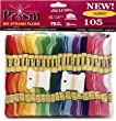 DMC Prism Thread - Jumbo Pack of 105 Embroidery Floss