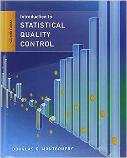 essay on statistical quality control
