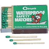 Coghlan's 940BP Waterproof Matches - 4 Pack