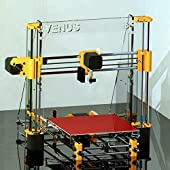Newest Reprap Prusa I3 3D Print DIY KIT Exclusive Acrylic frame Print Range 210x200x205mm High Accuracy