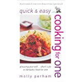 Cooking for One (Quick and Easy)by Molly Perham