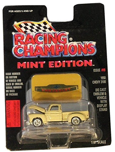 Racing Champions Mint Edition Die Cast Collectible Issue #19 1950 Chevy 3100