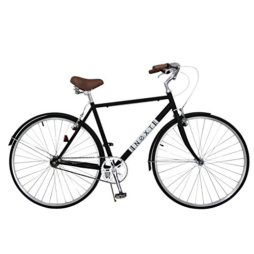 Sports-Single-Speed-Road-Bicycle-Classic-Track-Fixed-Gear-fits-up-to-64