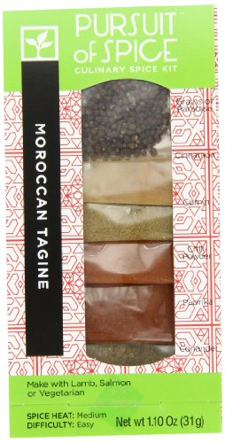 Pursuit of Spice Moroccan Tagine, 1.10 Ounce