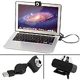 Alcoa Prime USB 30M Mega Pixel Webcam Digital Video Camera Web Cam For PC Laptop Notebook Computer Clip-on Camera...