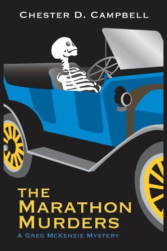 Book: The Marathon Murders (Greg McKenzie Mysteries) by Chester D. Campbell