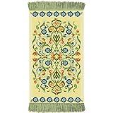 Brigantia Needlework Florence Tapestry Rug Kit in Quick Cross Stitch