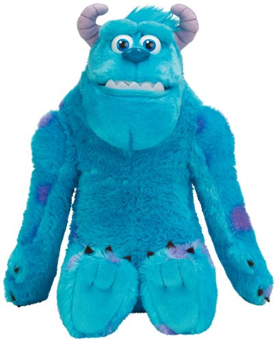 monsters university   plush	sulley
