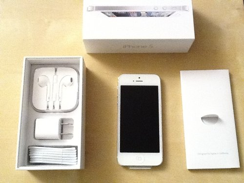 Apple iPhone 5 16GB (White) - Sprint at Sears.com